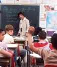 Los investigadores sugieren que el riesgo de contagio entre los alumnos podría ser menor. (Foto Prensa Libre: Hemeroteca PL)
