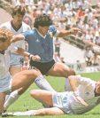 Diego Maradona tendrá una serie en Amazon, pero ha sido criticada previo a su estreno. (Foto Prensa Libre: Hemeroteca PL)