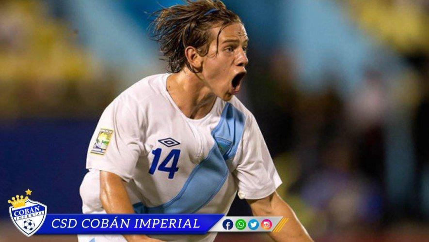 ¿Es Andy Ruiz el contención que necesita Cobán Imperial?