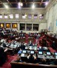 Legislativo agendó para el 9 de julio comenzar la votación para magistrados judiciales. (Foto Prensa Libre: Hemeroteca PL)