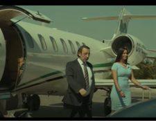 """La serie """"El Presidente"""" se estrenará este viernes en Amazon Prime Video. (Foto Prensa Libre: Captura Youtube Amazon Prime Video LATAM)"""