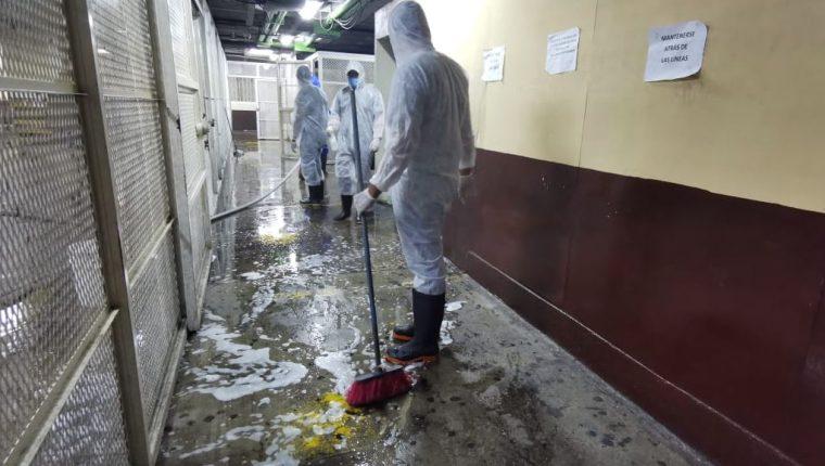 Los recursos serán destinados para enfrentar la crisis del coronavirus que ha obligado a las instituciones a redoblar sus esfuerzos para evitar la propagación de la enfermedad. (Foto Prensa Libre: María Reneé Gaytán)