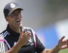 El técnico francés Zinedine Zidane habló respecto al aumento en los cambios y de los juegos que tendrá en el estadio Alfredo Di Stéfano. Foto Prensa Libre: AFP