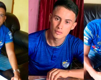 Guay, Cabrera, Leal encabezan las primeras renovaciones del Cobán Imperial para el Apertura 2020