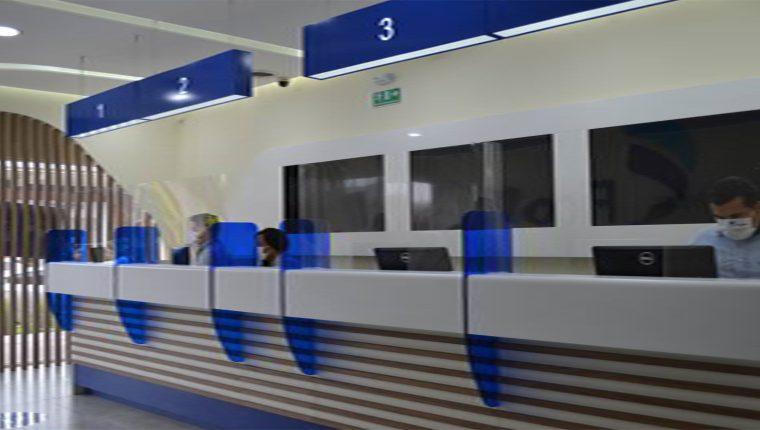 Una nueva ubicación en Pasaje Naranjo abrió Banco Ficohsa en el país. Foto Prensa Libre: Cortesía