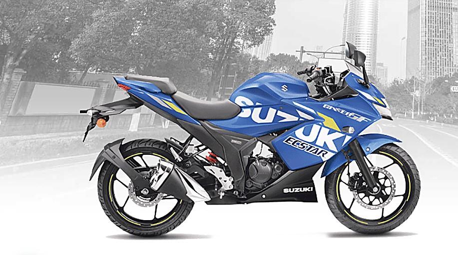 Motos Suzuki presenta la nueva motocicleta Gixxer SF