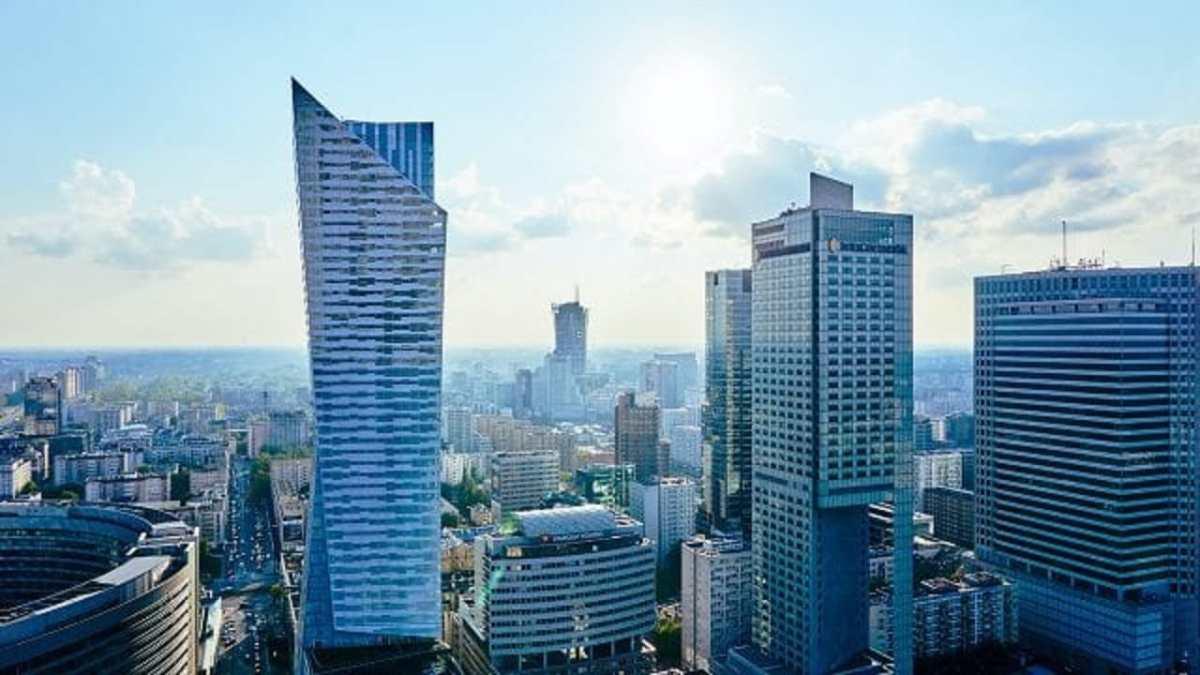 ¿Home office marca el fin del auge de grandes edificios de oficina?