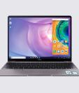 La nueva tecnología de Huawei le permite conectar los Smartphone con las PC MateBook. Foto Prensa Libre: Cortesía
