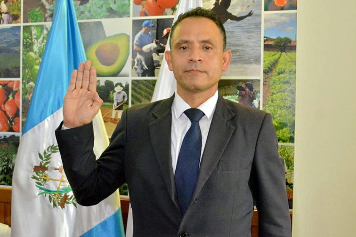 Suspenden del cargo a Hugo Cabrera, viceministro de Agricultura, investigado por supuesta divulgación de video de contenido sexual