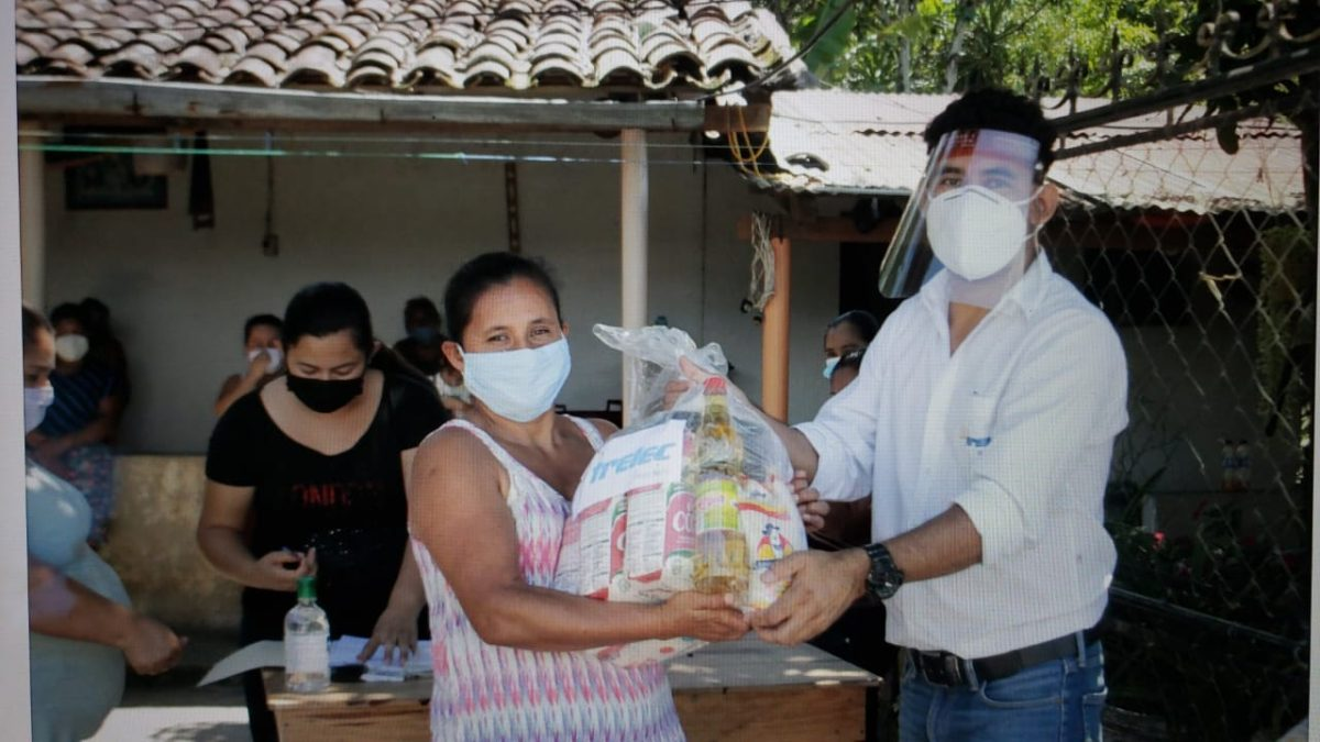 TRELEC ayudará a más de 22 mil personas con bolsas de alimentos