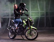 Italika tiene una semana de descuentos en sus motocicletas para todos sus consumidores. Foto Prensa Libre: Cortesía
