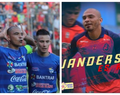Municipal anunció el regreso de Janderson Pereira. (Foto Prensa Libre: Hemeroteca PL y Twitter CSD Municipal)