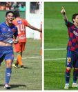John Mendez-Lionel Messi