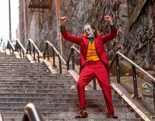 Joaquin Phoenix protagoniza la historia del villano de Ciudad Gótica. (Foto Prensa Libre: Forbes)