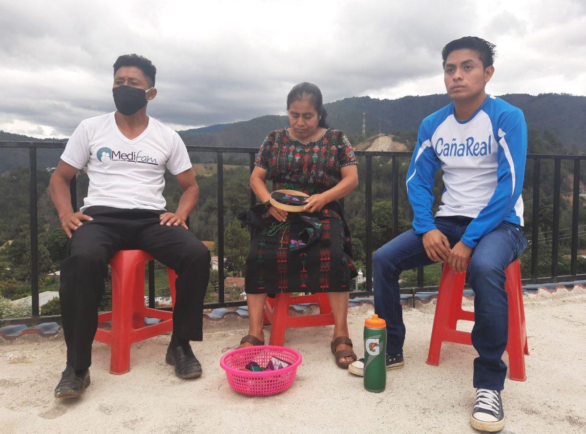 Medallista Williams Julajuj y su familia son afectados por la falta de turismo y trabajo