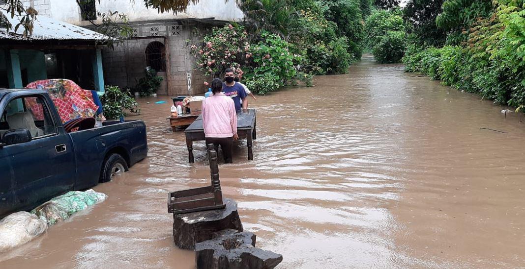 Tres personas fallecidas e inundaciones dejan lluvias en el territorio  nacional – Prensa Libre