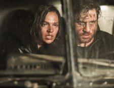 La cinta Los últimos días del crimen no tuvo la aceptación de la crítica. (Foto Prensa Libre: Netflix)
