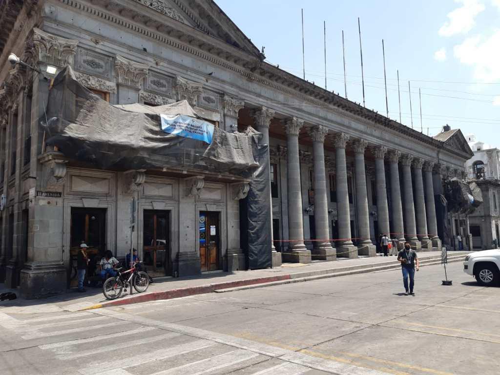 Municipalidad de Quetzaltenango suspende la atención a usuarios por dos casos de coronavirus