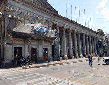 La Municipalidad de Quetzaltenango decidió suspender el servicio a los vecinos. (Prensa Libre: Archivo)