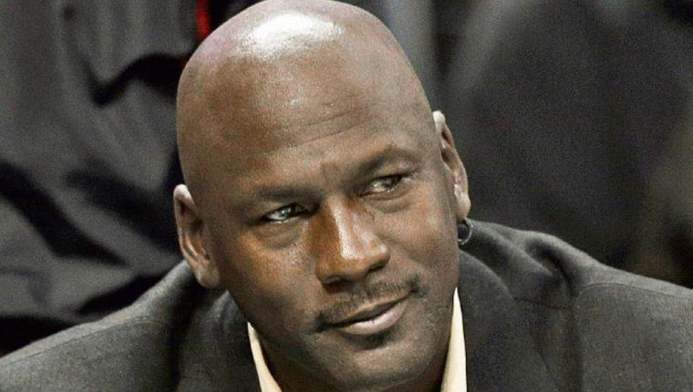 Michael Jordan hará una donación millonaria para apoyar organizaciones que luchan contra el racismo. (Foto Prensa Libre: Hemeroteca PL)