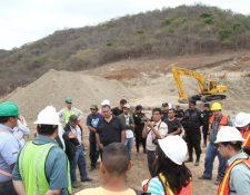 Las suspensiones provisionales de los proyectos mineros empezaron en el 2016, y se han confirmado en forma paulatina.. (Foto, Prensa Libre: Hemeroteca PL).