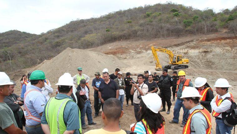 Explotación de minerales metálicos está suspendida en Guatemala, tras 3 sentencias de la CC