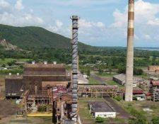 La Minera Fénix, había sido suspendida provisionalmente en julio del 2019. (Foto, Prensa Libre: Hemeroteca PL).