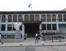 La Corte de Constitucionalidad conoce desde el 2 de octubre la solicitud de cesar del cargo a Neftaly Aldana. (Foto Prensa Libre: Hemeroteca PL)