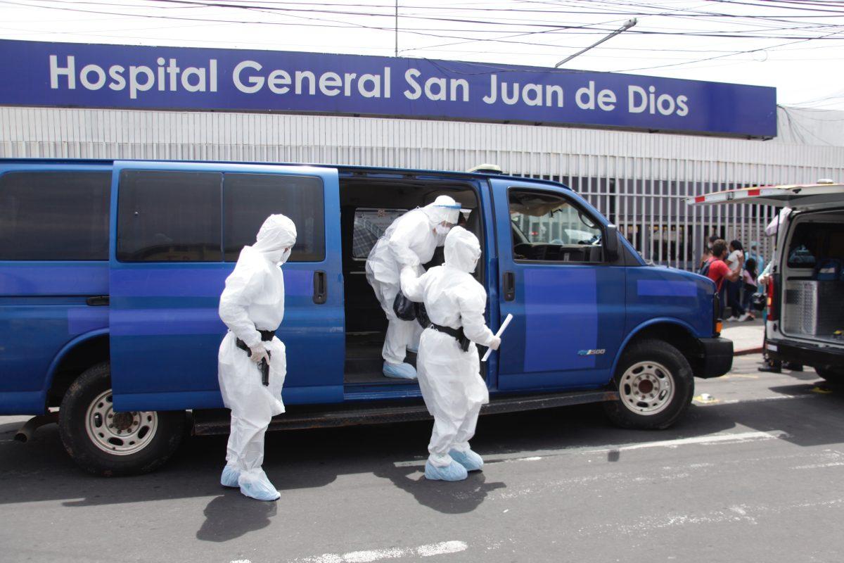 """Los fondos a los que podría acudir Guatemala """"si se complican las cosas"""", según ministro de Finanzas"""