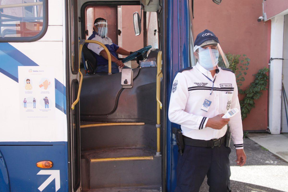 Coronavirus: 8 de cada 10 guatemaltecos tiene reservas sobre reabrir transporte público