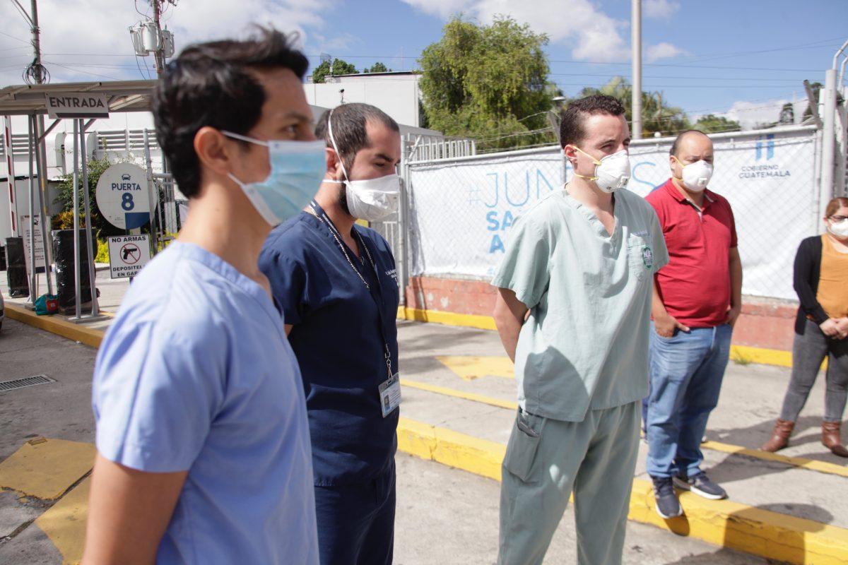 Coronavirus: Salud con problemas para equiparse durante la pandemia