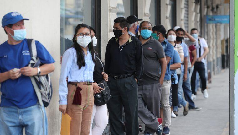 Escuintla, San Marcos y Quetzaltenango se convirtieron en focos de transmisión de coronavirus. (Foto Prensa Libre: Hemeroteca PL)
