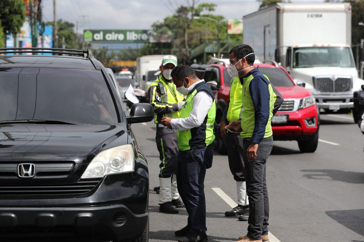¿Podrán sancionar las Municipalidades a quienes circulen durante la restricción de número de placa?