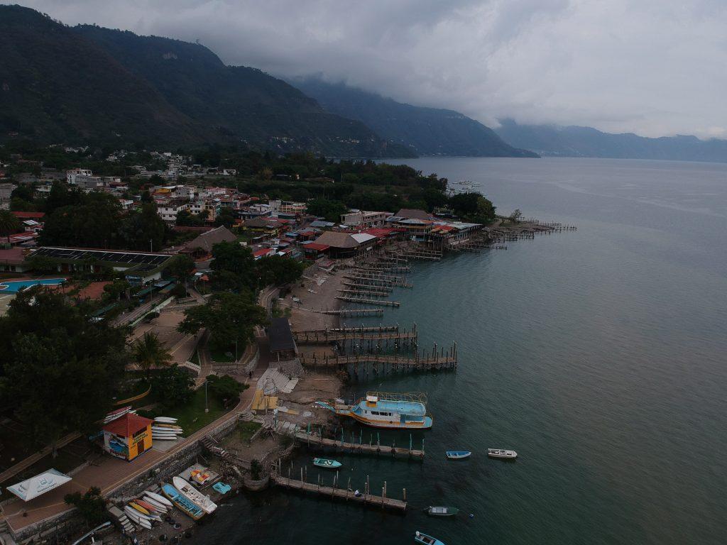 Los destinos más visitados en Guatemala han quedado varados en el tiempo ante la pandemia por el Coronavirus. Foto Prensa Libre: Carlos Hernández