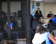 Por este caso serán juzgadas 18 personas vinculadas a la muni de Chinautla. (Foto Prensa Libre: Hemeroteca PL)
