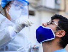 Los municipios más afectados por los contagios de coronavirus son Guatemala, Villa Nueva y Mixco. (Foto Prensa Libre: Hemeroteca PL)