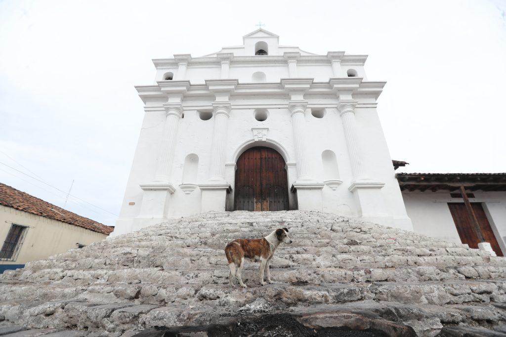 Chichicastenango en Quiché es otra de las paradas obligatorias para conocer la cultura de nuestro país.  Foto Prensa Libre:  Érick Ávila