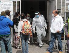Representantes de diversos sectores coinciden en que tener mejores estadísticas mejoraría la gestión en diferentes niveles por el nuevo coronavirus que ofrece el Ministerio de Salud, y Asistencia Pública (MSAP). (Foto Prensa Libre: Érick Ávila)
