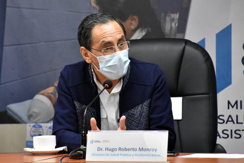 """Exigen a ministro de Salud que """"divulgue información verídica"""" de la emergencia por coronavirus"""