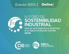La Cámara de Industria de Guatemala realizará el primer foro virtual de sostenibilidad. Foto Prensa Libre: Cortesía