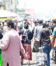 Varios negocios han abierto sin embargo indican que las ventas han disminuido. (Foto Prensa Libre: Raúl Juárez)