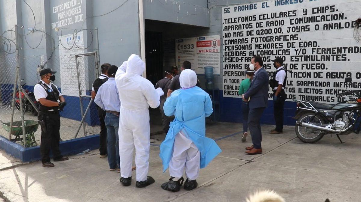 El coronavirus se expande en las cárceles: hay más de 200 contagios