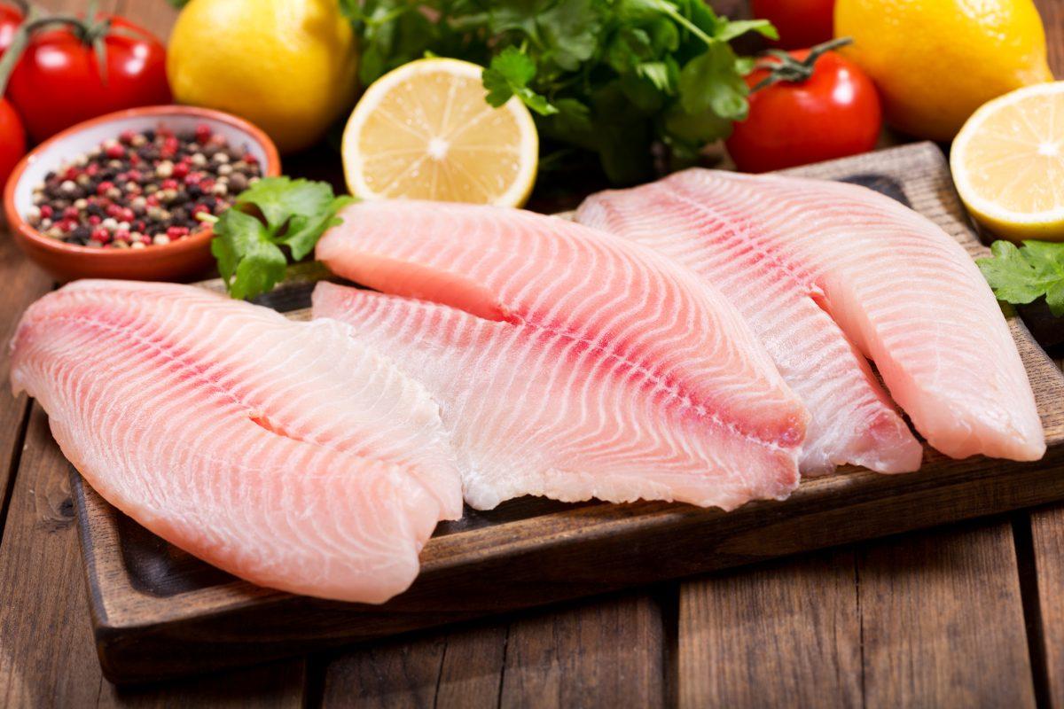Receta de pescado a la naranja