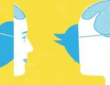 A veces parece que los robots automatizados se están apoderando de las redes sociales y están impulsando el discurso humano. Pero algunos investigadores (reales) no están tan seguros. (Chris Gash / The New York Times)
