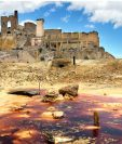 Mina abandonada en Mazarrón, Murcia. Pabkov / Shutterstock