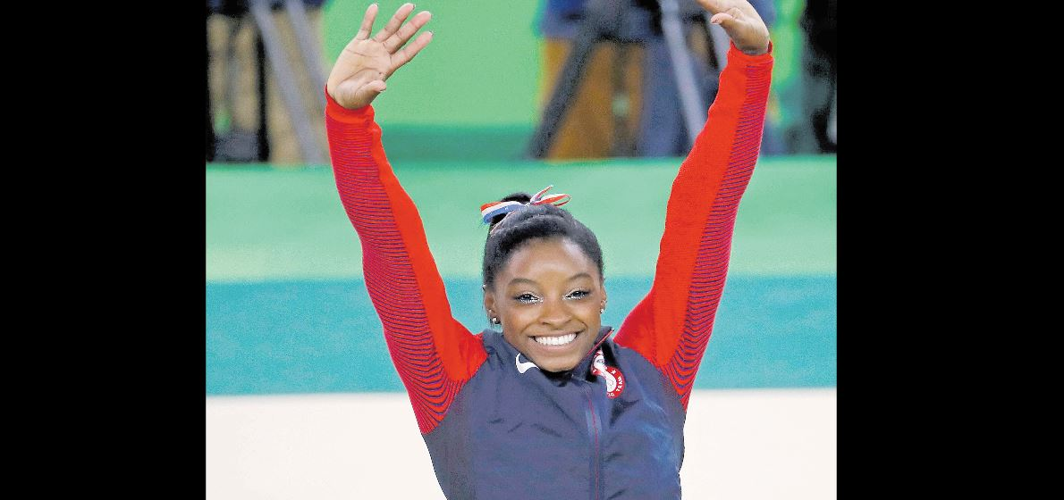 La gimnasta Simone Biles presenta una demanda formal por abuso sexual