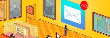 El correo electrónico, que ha existido desde que empezamos a usar el internet, es una fuente de dolor sin plan de tratamiento. (Glenn Harvey/The New York Times)