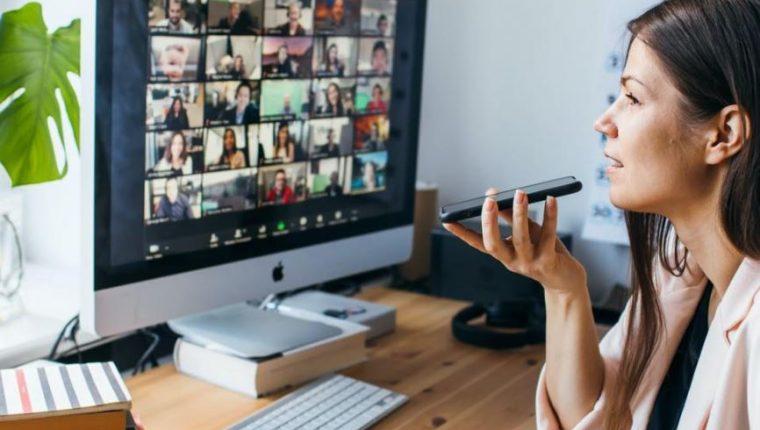 El teletrabajo puede seguirse implementado por las empresas según la posibilidad de actividades labores en el nuevo normal, otra clave es la comunicación constante y transparente. (Foto, Prensa Libre: Hemeroteca PL).