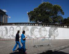 La expansión de la enfermedad en las últimas semanas amenaza los logros obtenidos por Portugal en el inicio de la pandemia, que colocaron al país como un ejemplo en Europa. (Foto Prensa Libre: EFE)