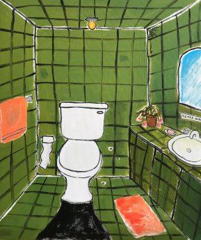 Qué hacer cuando tienes que usar un baño público durante una pandemia